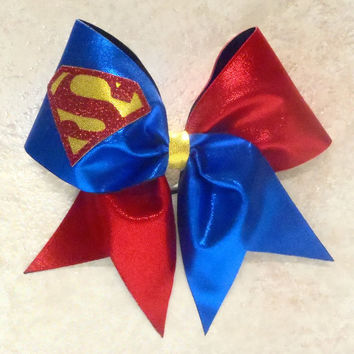 Supergirl bow 2